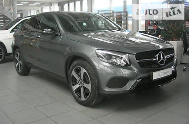 Mercedes-Benz GLC Coupe 2018 в Днепре