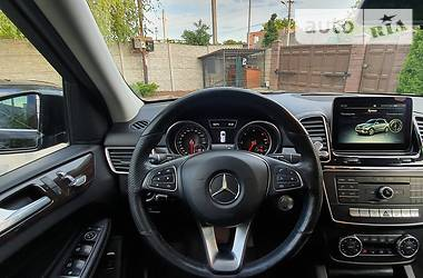 Mercedes-Benz GLE 250 2016 в Днепре