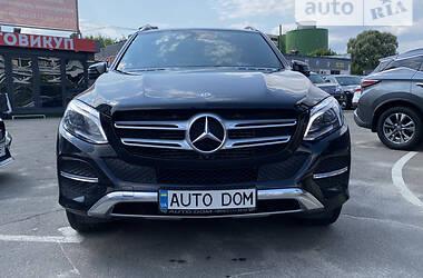 Внедорожник / Кроссовер Mercedes-Benz GLE 250 2018 в Киеве
