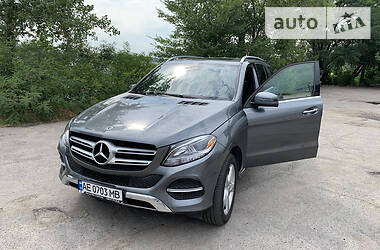 Mercedes-Benz GLE 350 2018 в Днепре