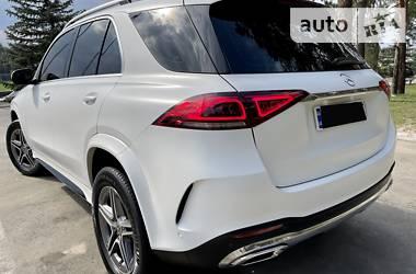 Внедорожник / Кроссовер Mercedes-Benz GLE 350 2019 в Киеве