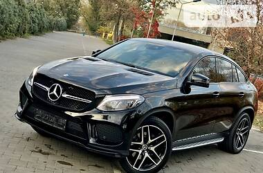 Mercedes-Benz GLE 350d 2017 в Киеве