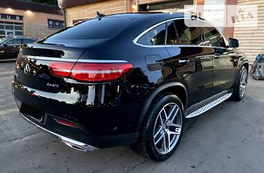 Mercedes-Benz GLE 400 2016 в Киеве