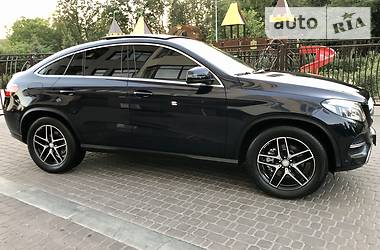 Mercedes-Benz GLE 400 2016 в Харькове