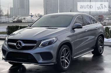 Mercedes-Benz GLE 400 2016 в Киеве