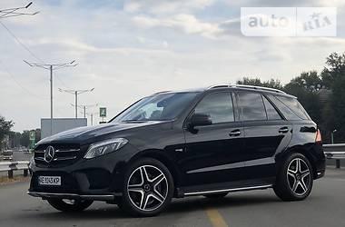 Mercedes-Benz GLE 43 AMG 2017 в Киеве