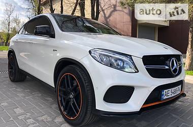 Mercedes-Benz GLE 43 AMG 2018 в Днепре