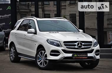Mercedes-Benz GLE 500e 2016 в Киеве