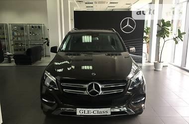 Mercedes-Benz GLE-Class 2018 в Львове