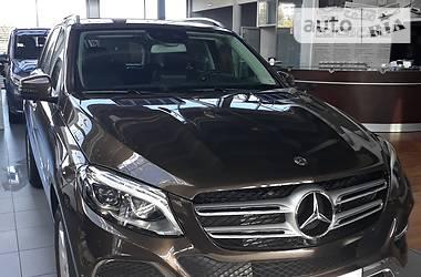Mercedes-Benz GLE-Class 2018 в Днепре