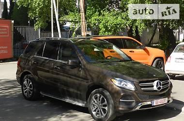 Mercedes-Benz GLE-Class 2015 в Киеве