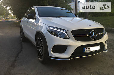 Mercedes-Benz GLE Coupe 2017 в Луцке