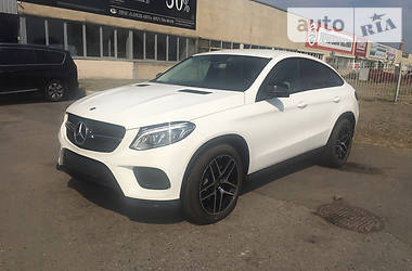 Mercedes-Benz GLE Coupe 2018 в Харькове