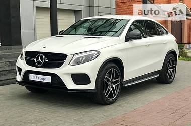 Mercedes-Benz GLE Coupe 2018 в Днепре