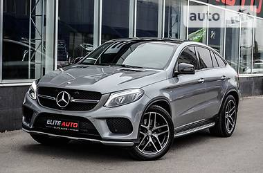 Mercedes-Benz GLE Coupe 2016 в Киеве