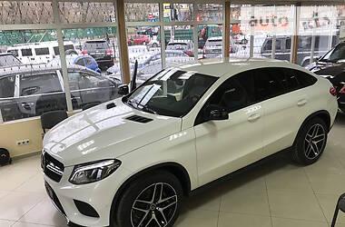 Mercedes-Benz GLE Coupe 2019 в Киеве