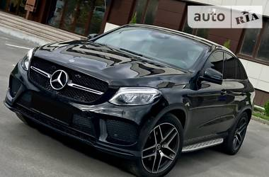 Mercedes-Benz GLE Coupe 2017 в Днепре