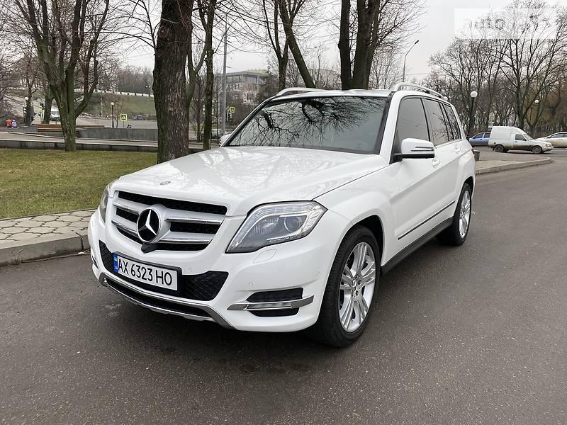 Mercedes-Benz GLK 220 2014 в Харькове