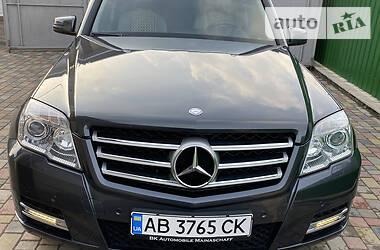 Внедорожник / Кроссовер Mercedes-Benz GLK 220 2010 в Ильинцах