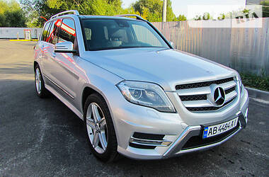 Mercedes-Benz GLK 220 2014 в Виннице