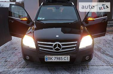 Mercedes-Benz GLK 220 2010 в Львові