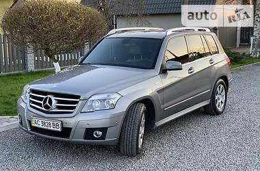 Mercedes-Benz GLK 220 2011 в Владимир-Волынском