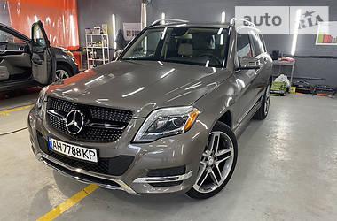 Mercedes-Benz GLK 350 2013 в Києві
