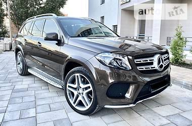 Mercedes-Benz GLS 350 2016 в Киеве