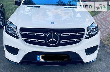 Внедорожник / Кроссовер Mercedes-Benz GLS 350 2016 в Киеве