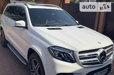 Mercedes-Benz GLS 400 2017 в Днепре