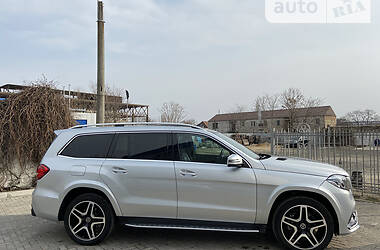 Mercedes-Benz GLS 450 2018 в Николаеве