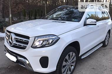 Mercedes-Benz GLS 450 2016 в Киеве