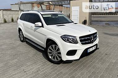 Mercedes-Benz GLS 450 2017 в Ровно