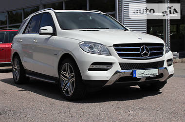 Mercedes-Benz ML 250 2012 в Киеве