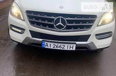 Mercedes-Benz ML 250 2013 в Борисполе