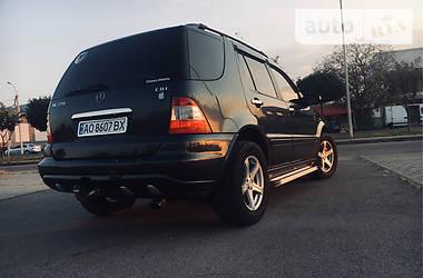 Mercedes-Benz ML 270 2002 в Тячеве