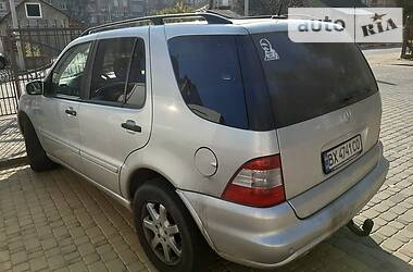 Mercedes-Benz ML 270 2003 в Ирпене
