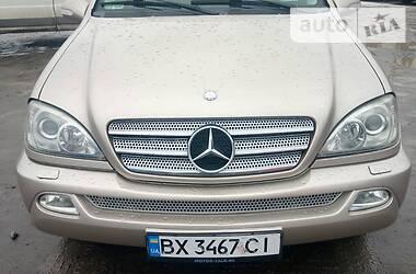 Mercedes-Benz ML 270 2002 в Староконстантинове