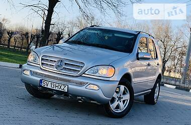 Mercedes-Benz ML 270 2004 в Черновцах