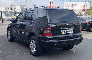 Mercedes-Benz ML 270 2004 в Киеве