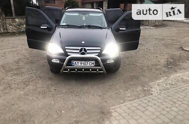 Mercedes-Benz ML 270 2001 в Яремче
