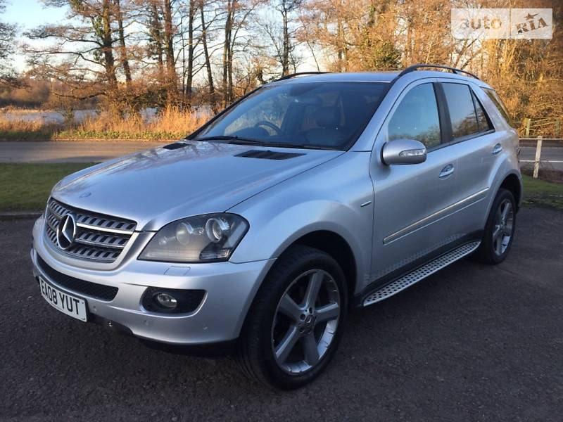 Mercedes-Benz ML 280 2008 в Одессе