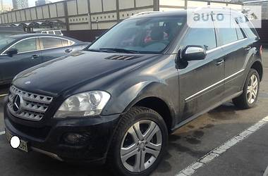 Mercedes-Benz ML 320 3.0 D 2009
