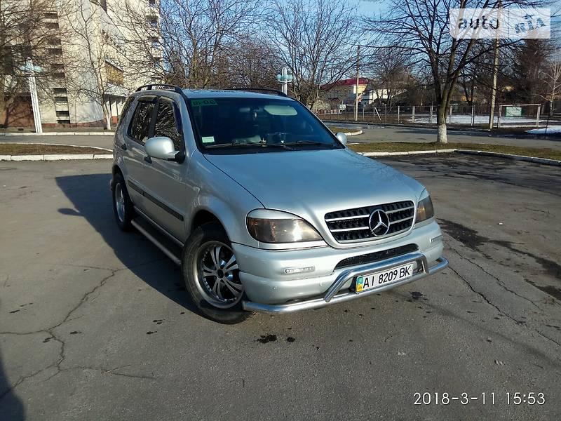Mercedes-Benz ML 320 1998 в Виннице