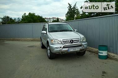 Mercedes-Benz ML 320 2001 в Ивано-Франковске