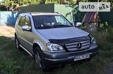 Mercedes-Benz ML 320 1999 в Киеве