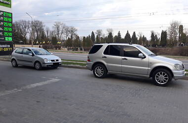 Mercedes-Benz ML 320 2000 в Коломые