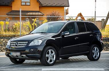 Mercedes-Benz ML 320 2007 в Луцке
