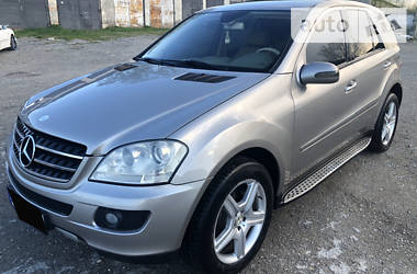 Mercedes-Benz ML 320 2007 в Збараже