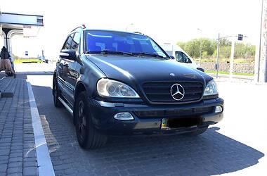 Mercedes-Benz ML 320 2002 в Львове